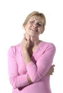Woman With Severe Neck Pain 6