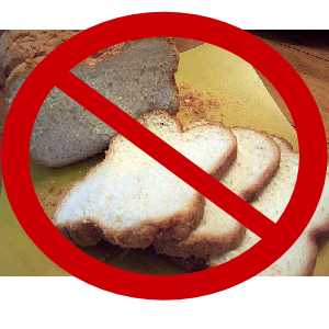 no breads