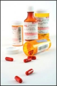 rx pill bottles