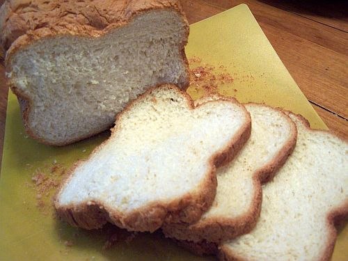 bread, avoiding glutens on food allergen test, phase 1