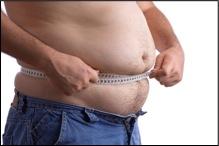 guy fat belly
