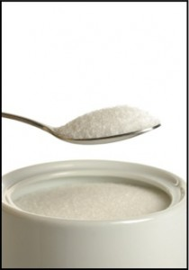 tsp of sugar
