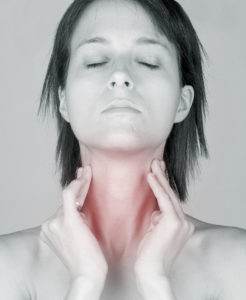 thyroid zoomed