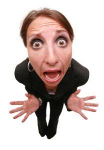 Frightened Girl iStock_000003688476Small