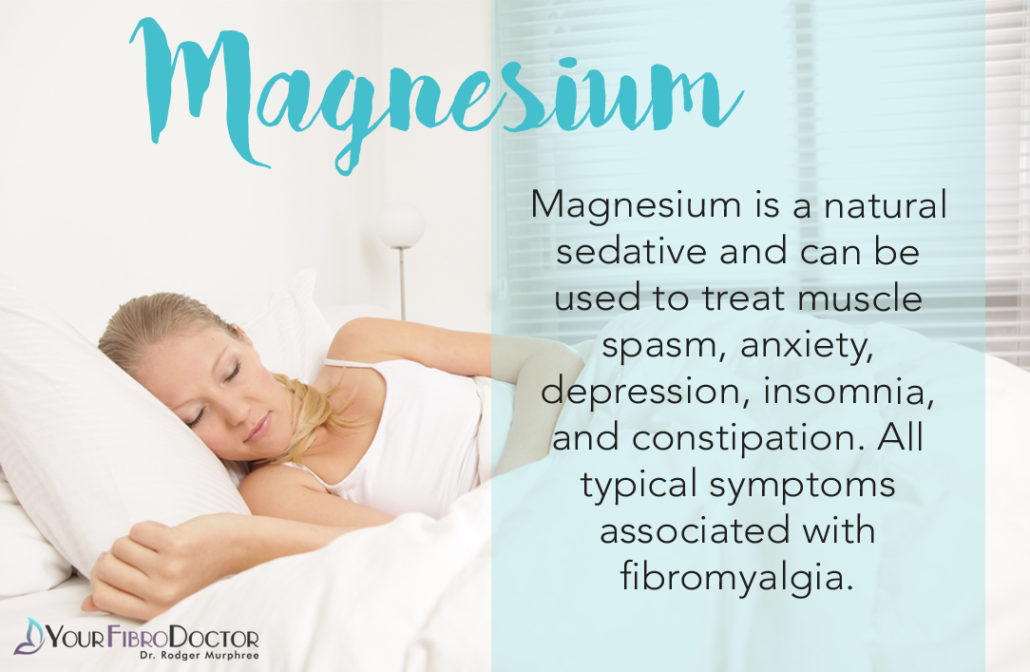 FIBROMYALGIA AND MAGNESIUM: The Most Important Mineral for